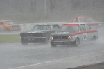 A wet turn 7
